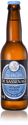 Blanche de Sassenage 33cl