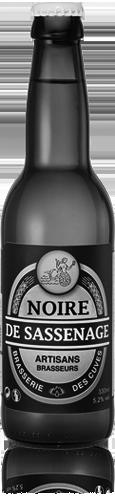 bière Noire de Sassenage 33cl