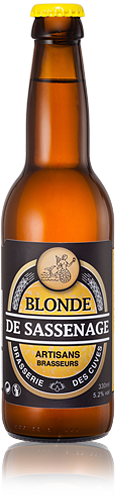 bière Blonde de Sassenage 33 cl