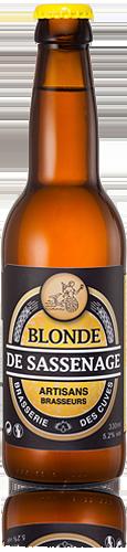 bière Blonde de Sassenage 33 cl