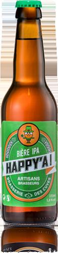 La bière IPA de la Brasserie des Cuves à Sassenage